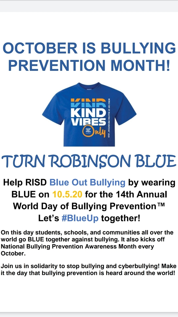 Blue Out Bullying