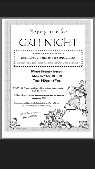 Grit night