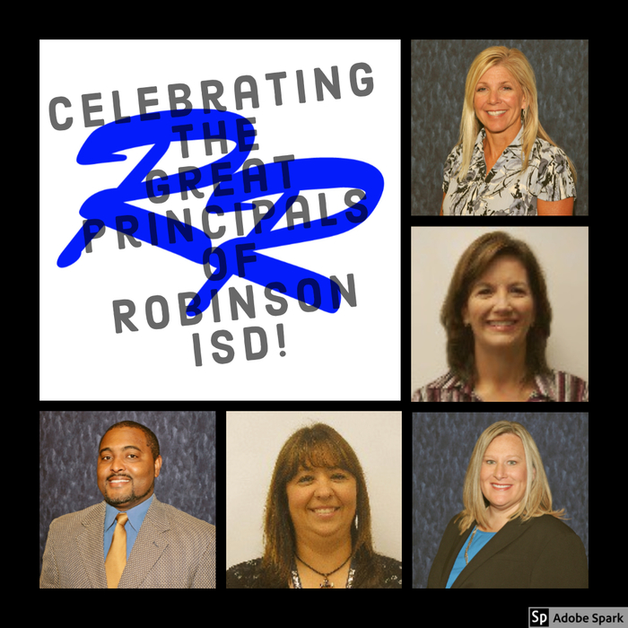 RISD Campus Principals in October 2018