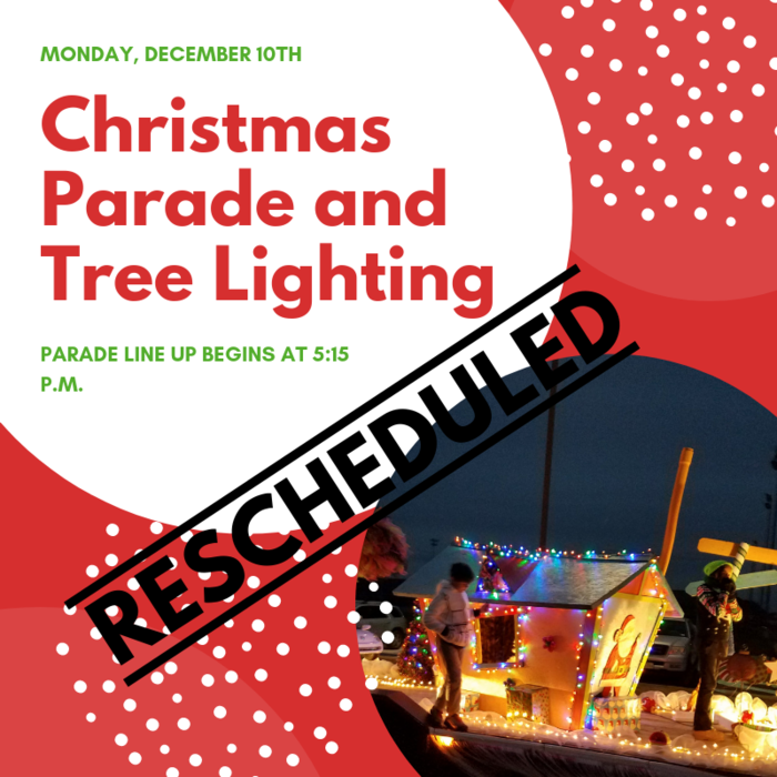 Christmas Parade and Tree Lighting