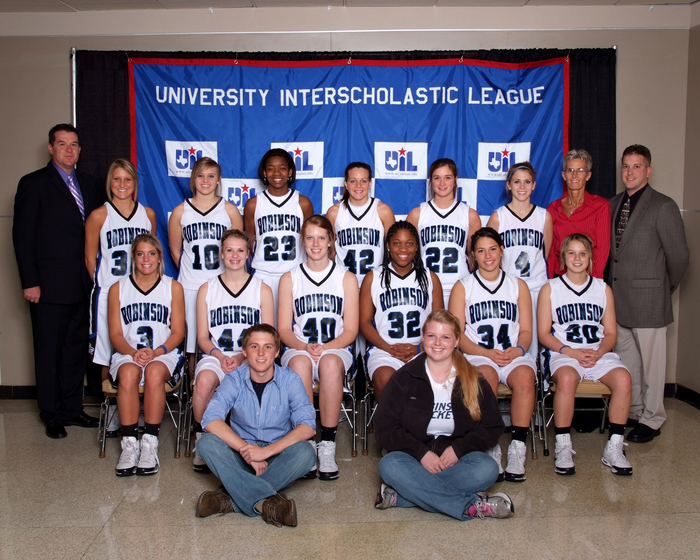 2009 RHS Girls BB