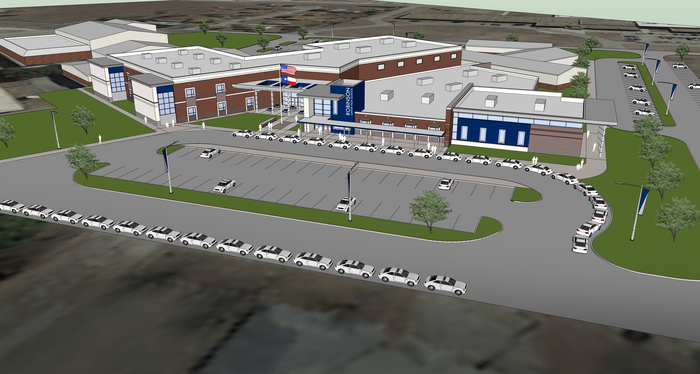 RJH Rendering March 2019