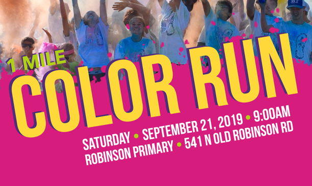 Color Run Info