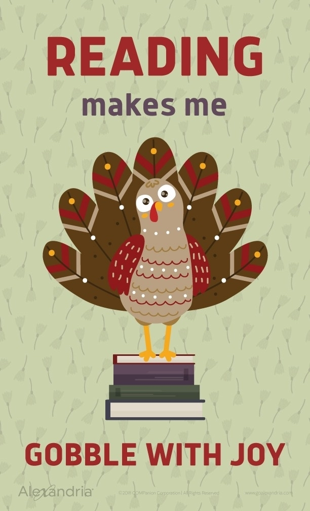 Book turkey image