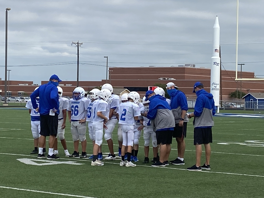 Rocket huddle